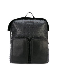 Jimmy Choo Lennox backpack - Black