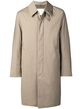 Mackintosh Beige Storm System Wool THINDOWN Coat GM-001/TD - NEUTRALS