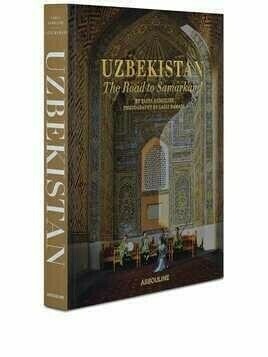 Assouline Uzbekistan photograph album - Brown