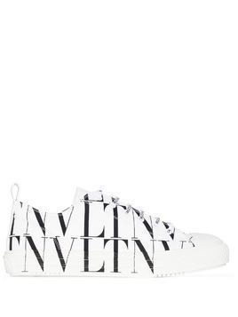 Valentino VLTN Times low-top sneakers - White