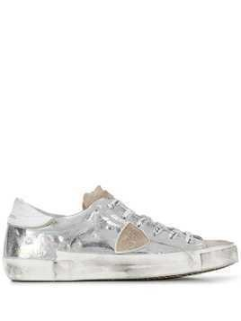 Philippe Model Paris Paris X sneakers - SILVER