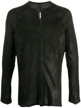 Isaac Sellam Experience second skin leather jacket - Black