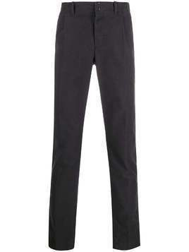 Incotex straight leg trousers - Grey