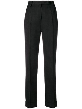Dolce & Gabbana Pre-Owned high rise tailored trousers - Grey