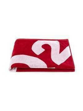 Dsquared2 Kids logo beach towel