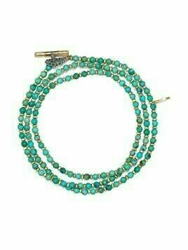 M. Cohen The Agora beaded bracelet - Blue