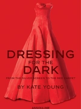 Assouline Dressing for the Dark book - Red