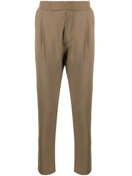 Low Brand tapered trousers - Neutrals