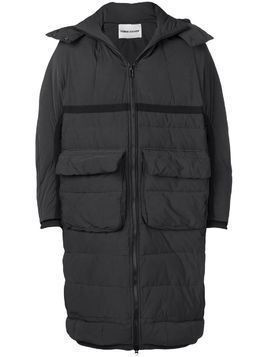 Henrik Vibskov thermo padded coat - Black