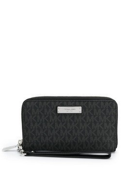 Michael Michael Kors monogram purse - Black