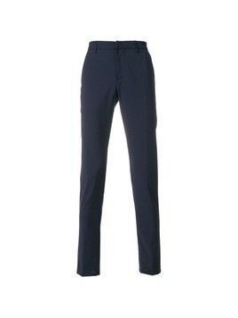 Dondup tailored fitted trousers - Blue