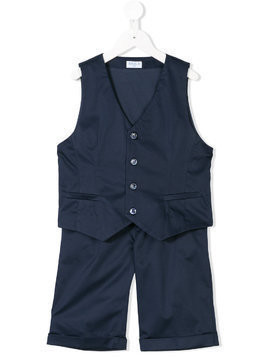 Siola two piece suit - Blue