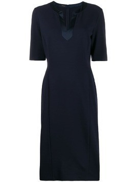 Les Copains shift dress - Blue