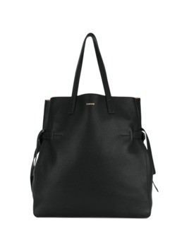 Jil Sander oversized tote bag - Black