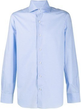 Barba formal button shirt - Blue
