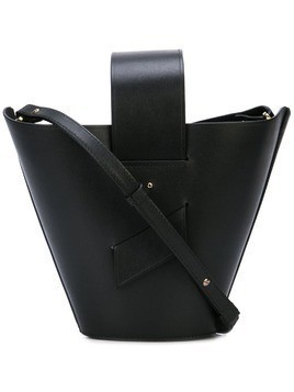 Carolina Santo Domingo Amphora tote - Black
