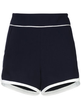Comme Moi tailored runner shorts - Blue
