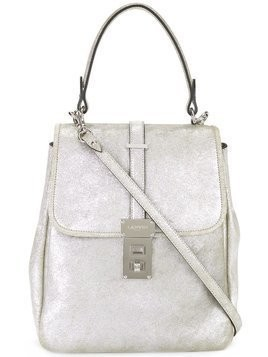 Lanvin medium 'Looka' shoulder bag - Metallic