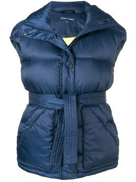 Perfect Moment oversized gilet jacket - Blue