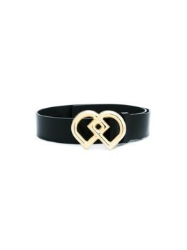Dsquared2 Kids DD logo belt - Black
