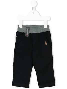 Lapin House jegging track pants - Blue