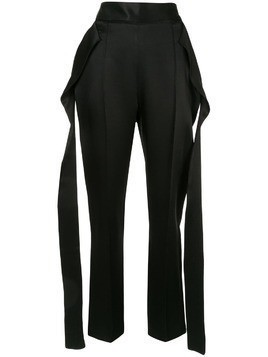 Maticevski Stride pencil trousers - Black