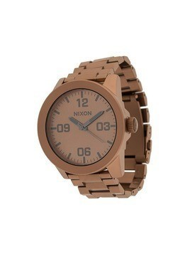 Nixon Corporal SS watch - Brown
