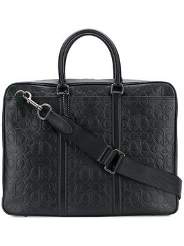 Coach Metropolitan briefcase - Black