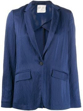 Forte Forte loose fit blazer - Blue