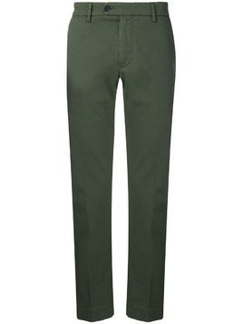 Al Duca D'Aosta 1902 straight-leg trousers - Green
