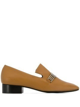 Dorateymur Modernist loafers - Brown