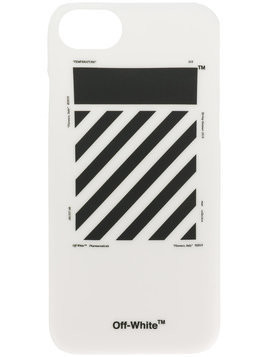 Off-White - printed iPhone 7 case - Herren - rubber - One Size