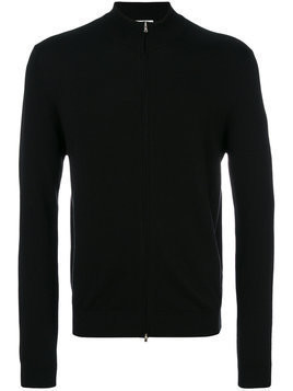 Fashion Clinic Timeless zip cardigan - Black