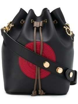 Fendi Mon Tresor bucket bag - Black