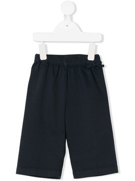 Il Gufo elasticated waist trousers - Blue