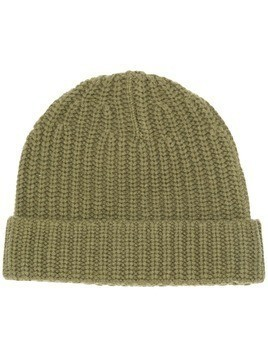 Joseph knitted beanie - Green