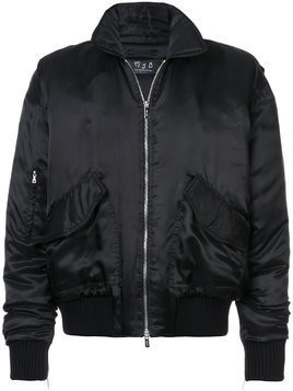Mjb bomber jacket - Black