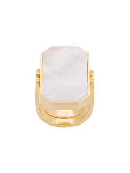 Julia Davidian Mother-of-pearl ring - White