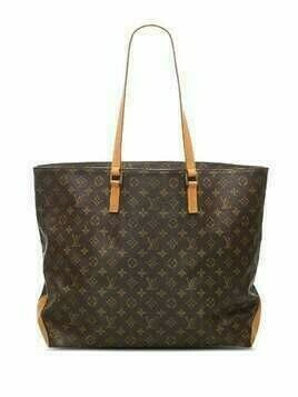 Louis Vuitton 2001 pre-owned Cabas tote bag - Brown