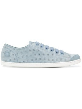 Camper Uno perforated sneakers - Blue