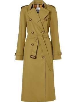 Burberry The Waterloo trench coat - Green