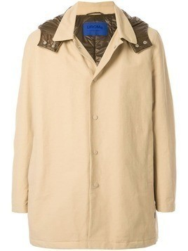 Drome button-up jacket - Brown