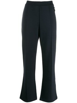 Markus Lupfer cropped trousers - Blue