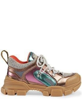 Gucci Kids Flashtrek sneakers - Pink