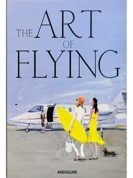 Assouline The Art of Flying book - Multicolour