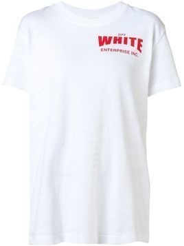Off-White printed T-shirt