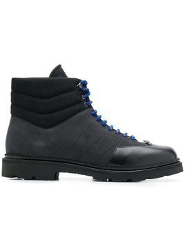 Bally leather ankle boots - Black