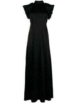 Temperley London Anita gown - Black