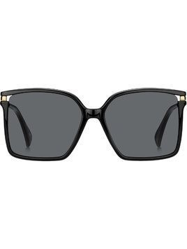 Givenchy oversized sunglasses - Black