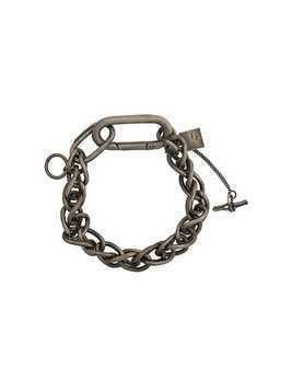 Goti twisted chain bracelet - Metallic